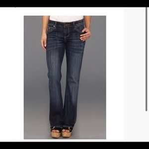 Kut from the Kloth, Farrah baby bootcut jeans